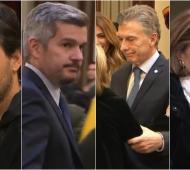 La muerte de Fernando de la Rúa: Quiénes asistieron al velatorio del expresidente