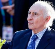 """Fernando De la Rúa sigue internado y evoluciona """"lenta, pero favorablemente"""""""