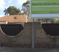 Recuperaron para fines sociales cuatro casas que estaban en poder del narcotráfico en Provincia