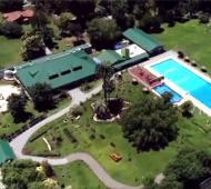 La Quinta Mimará está ubicada en La Matanza. Foto: Captura vivo TN