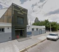 El centro donde ocurrió el incidente. Imagen: Google Street View