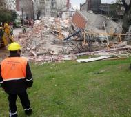 Derrumbe en colectora de General Paz: Inspecciones preventivas y suspensión