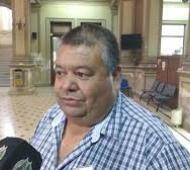 Abel Gómez se mostró molesto con la respuesta del Jefe de Gabinete tresarroyense. Foto: Diario 3