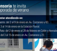 Defensoría del Pueblo bonaerense atenderá en oficinas móvilesen la costa y Tigre