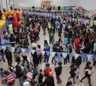 Con juegos y premios, el Día del Niño se celebra en Villa Martelli