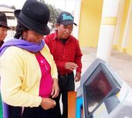 Los salteños utilizaron ambos sistemas de votación. Foto: Diario Norte