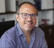 Valenzuela busca la reelección con Juntos por el Cambio