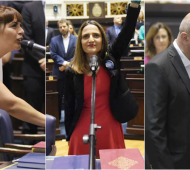 Legislatura bonaerense: Juraron tres diputados por diversos motivos