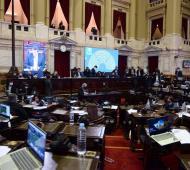 El Congreso se volcó a las sesiones mixtas (virtual y presencial)