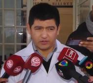 Hernán Carpio renunció a su cargo.