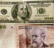 El dólar oficial subió.