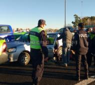 Alerta por una conductora a contramano por Ruta 2 (Foto: Criterio online)