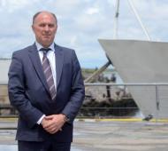 Miguel Donadio, Presidente del Consorcio de Gestión de Bahía Blanca