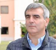 Durañona defendió al candidato a gobernador del PJ. Foto: Prensa