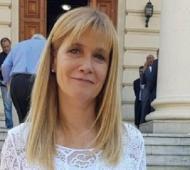 """En un encuentro de mujeres peronista, la intendenta de La Matanza llamó a la """"unidad"""". Foto: Twitter"""