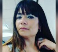 Mónica Acosta, la víctima.