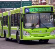 Por el paro, no funcionan 7 líneas de Ecotrans.