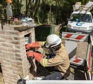 Ituzaingó: Edenor denunció robo de energía en barrio privado