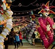 Presentaron los carnavales en General Alvear. Foto: La Noticia1