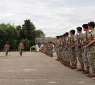 Cambio en Ejército: El Grupo de Artillería Lanzadores Múltiples se traslada de Junín a la provincia de San Luis