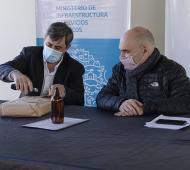 Provincia licitó obras viales para Hipólito Yrigoyen: Pugnaloni destacó el impacto en la producción y acceso a escuelas