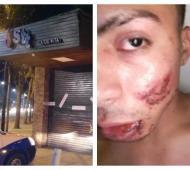 Por la agresión a Cristhian Esquivel, el local fue clausurado.