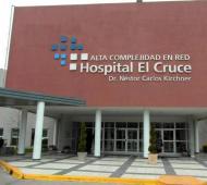 EL Hospital está ubicado en Florencio Varela