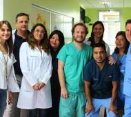 Por primera vez y en el mismo día se realizaron dos trasplantes renales en pacientes pediátrico en el Hospital El Cruce