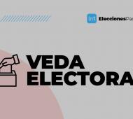 Restricciones del fin de semana electoral