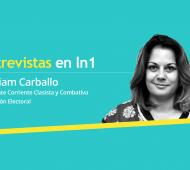 """Referente del movimiento social """"Corriente Clasista y Combativa"""""""