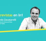 Alfredo Zavatarelli dialogó con LaNoticia1.com.