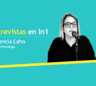 Florencia Cahn es médica infectóloga y parte del comité asesor del Presidente