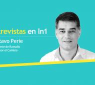 Gustavo Perie es profesor de tecnología electromecánica