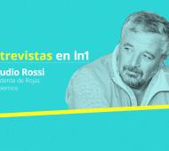 """Rossi pidió """"apoyar"""" al Gobierno nacional y provincial."""