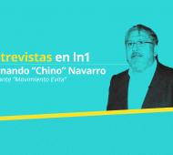 """Chino Navarro dijo que la Provincia está en una situación """"crítica"""" y vaticinó que """"reconstruir Argentina no será fácil"""""""