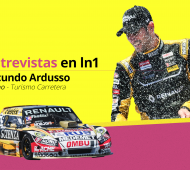 Ardusso es uno de los cuatro candidatos a quedarse con el título del TC. Foto: LaNoticia1.com