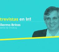 Guillermo Britos dialogó con LaNoticia1.com.