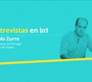 Pablo Zurro dialogó con LaNoticia1.com.