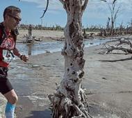 Carhué organiza la Vuelta al Lago Epecuén.