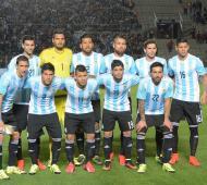La Selección se enfrenta a Honduras en San Juan.