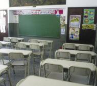 En muchas provincias los chicos no empiezan las clases.