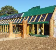 Se trata de la Escuela Pública N°12 que funcionará en el Balneario Parque del municipio costero. Foto: Plataforma Arquitectura