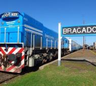 En pocos días el tren volverá a Bragado.