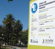 En enero comienza a regir el estacionamiento medido en Junín