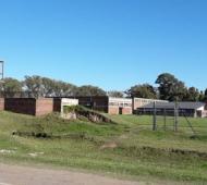 El estadio municipal está en construcción