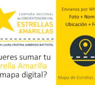 """Estrellas amarillas: Piden colaborar con un """"mapa digital"""""""