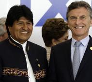 Evo Morales en Argentina: Encabezará encuentro en La Matanza y se reunirá con Macri