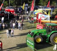 Expo Suipacha 2019 se celebraen la Sociedad Rural del municipio homónimo.