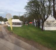 Todo listo para la Exposición Rural en General Alvear.
