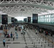 Creció 12% el tráfico de pasajeros en mayo en aeropuertos del país